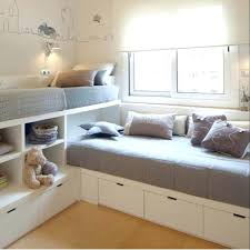 Corner Bunk Bed Corner Bunk Bed Adorable Bedroom With Lofted Bed Neutral