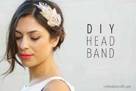 cheap headbands diy beaded bridal headband