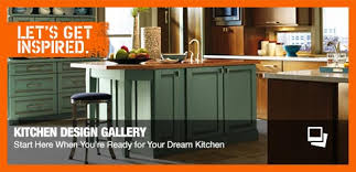 Kitchen Ideas  HowTo Guides At The Home Depot - Home depot kitchens designs