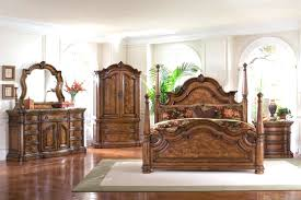 north shore canopy bed set ashley furniture bedroom unusual king