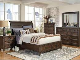 coaster 205255 ives rustic antique mink queen bedroom set