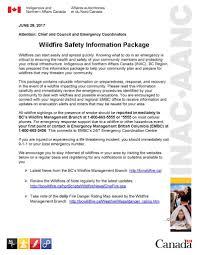 Wildfire Alerts Bc by Wildfire Safety Information Upper Nicola