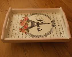 Shabby Chic Placemats by Rose Placemats Etsy
