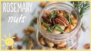 eat rosemary nuts thanksgiving hostess gift