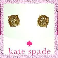rhodium earrings sensitive ears take 30 kate spade glitter earrings products