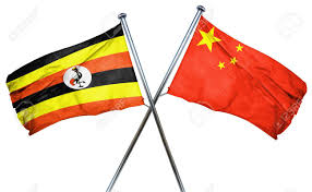 Images Of Uganda Flag Uganda Flag Combined With China Flag Stock Photo Picture And