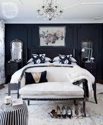 black bedroom decor ideas home interior design ideas