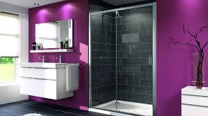 Shower Room Door by Modern Bathroom Glass Door Shower Youtube