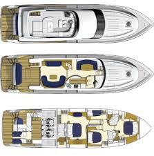 yacht floor plans princess yachts information princess yacht yachtforums we