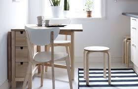 small table to eat in bed small space ideas from an ikea kitchen apartment therapy