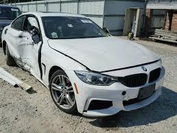 bmw 435xi for sale 2015 bmw 435xi for sale ma boston salvage cars