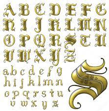 schrift design alphabet schrift design stockfoto 51296221