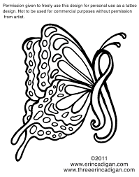 lettering knowing butterfly designs on breast