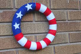 4th of july wreaths tutorial 4th of july wreath