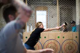 urban axes is helping competitive ax throwing go mainstream