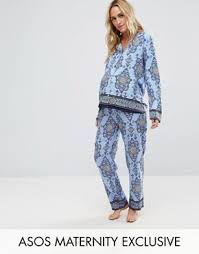 maternity nightwear maternity loungewear pyjamas sets joggers asos