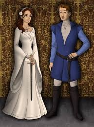 wedding dress quest kayley and garrett from quest for camelot design fashion