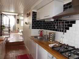 cuisine lambris peindre du lambris bois en blanc 15 d233coration de la cuisine