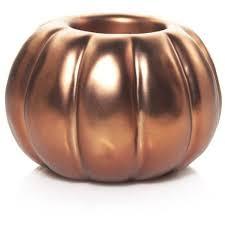 yankee candle bronze bronze pumpkin votive holder 140 zar
