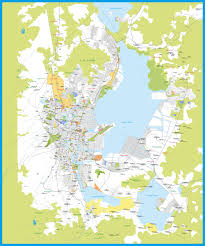 Map Mexico by Hypothetical Map Of Modern Mexico City If Lake Texcoco Hadn U0027t