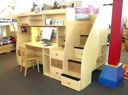 storage loft bed with desk full size loft bed with desk and storage loft bed with desk and