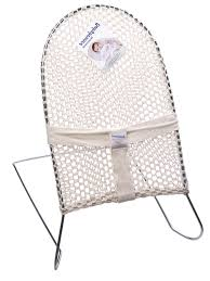 baby bounce mesh bouncinette natural wish they had these in the