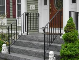 Iron Handrail For Stairs Residential Iron U0026 Steel Fabrication U0026 Services Mill City Iron