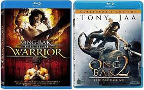 film blu thailand hk and cult film news ong bak the thai warrior and ong bak 2 the