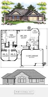 House Plans Ranch Style Home 171 Best Home Ideas Images On Pinterest House Floor Plans Dream