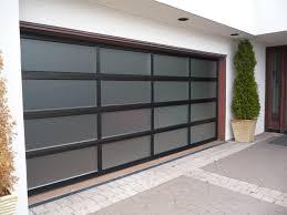 Overhead Door Panels by All Glass Garage Door Image Collections Glass Door Interior