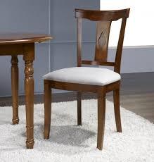 chaises louis philippe chaise syriel en merisier massif de style louis philippe meuble en