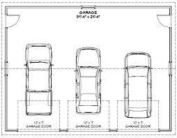 40x30 3 car garage 40x30g1c 1 200 sq ft excellent floor plans