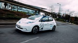 nissan leaf india launch self driving nissan leaf fleet undergoes urban testing in london