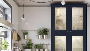 ikea blue kitchen cabinets blue kitchen cabinets axstad modern kitchen series ikea