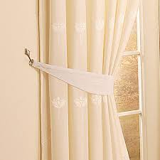 how to make curtain tie backs tie back on curtain 2 drapery