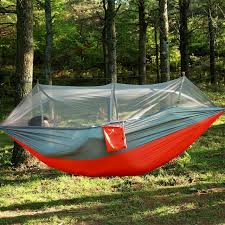 garden hanging nylon bed and mosquito net outdoor travel jungle