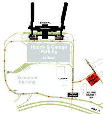 Chicago O Hare Parking Map by Chicago Ohare Airport To And From Chicago Downtown Chicago One
