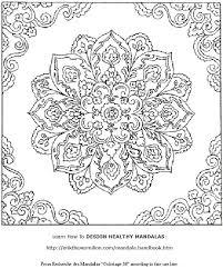 226 color images coloring books mandalas