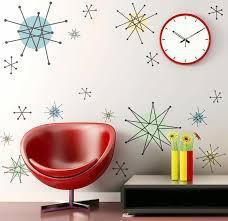 Starburst Design Clip Art Atomic Starbursts For Living The Jetsons Lifestyle
