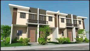 Row House Meaning - lumina homes carcar phase 2 cebu daisy homes