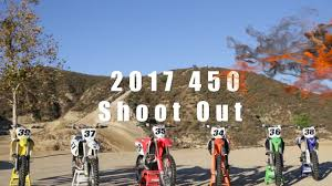 motocross action 450 shootout motocross action s 2017 450 shoot out youtube