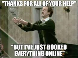 Five travel agent memes to get you through friday