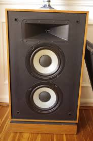 klh home theater system speaker silverfacestereo
