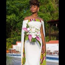 tenue africaine pour mariage 25 superbes tenues de mariée d inspiration africaine club wandastic