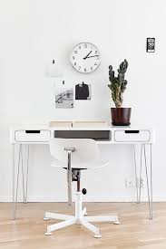 Desks For Small Spaces Home 12 Big Ideas For Small Space Home Offices Brit Co