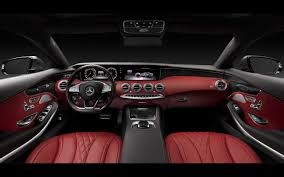 Mercedes Benz C Class 2014 Interior Official 2016 Mercedes Benz C Class Coupe C205 Page 4