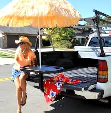 ez hitch tailgate table is now taking pre orders for tables pr com