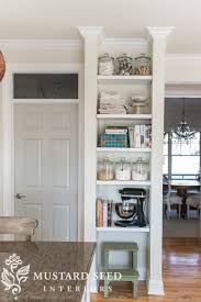 All White Home Interiors Customizing A House Painting Interior Doors Miss Mustard Seed
