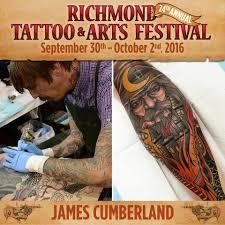 richmond tattoo arts festival home facebook