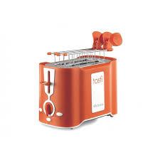 ariete tostapane ariete tost祠 colore orange 124 tostapane da 500 watt 6